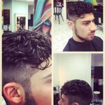 Perm with fade